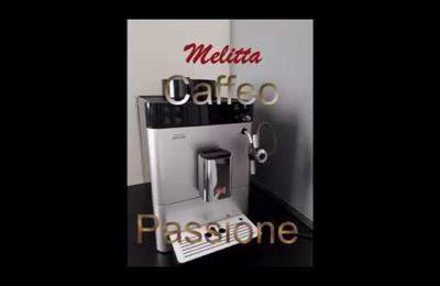 Melitta Caffeo Passione - Expresso Automatique