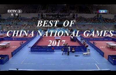 Best Of China National Games 2017  ;)