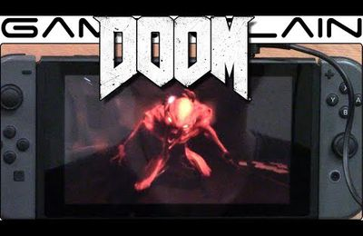 10 minutes de Doom sur Switch