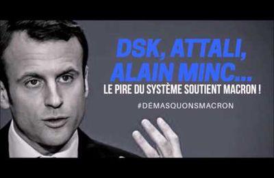 Pour quelques milliardaires de plus……votez Macron….