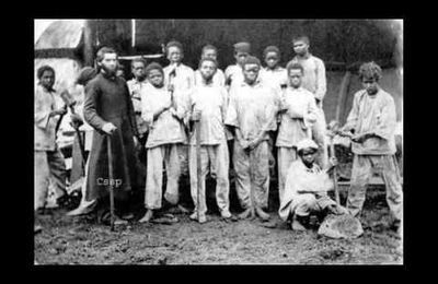 Le Bagne pour Marmays 974 ... (1864-1879)