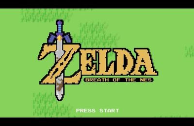 Zelda Breath of the Nes