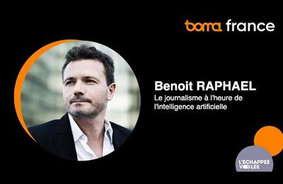 VIDEO. Le journalisme à l'heure de l'intelligence artificielle