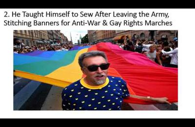 Gilbert Baker: 5 Fast Facts You Need to Know