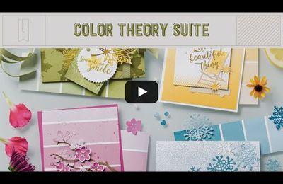 Vidéo de présentation des nouvelles couleurs IN COLORS