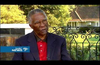 #Castro / Thabo Mbeki dit tout le bien que les Africains pensent du Lider Maximo