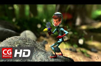 "CGI Animated Short Film HD: ""APOLLO 31 Short Film"" by Pal"