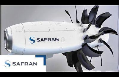Des nouveaux moteurs d'avions imaginés par Safran