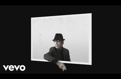 Leonard Cohen - You Want It Darker - (son nouveau disque)