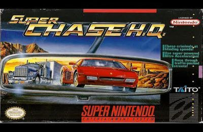 Speed Test #1: Super Chase H.Q sur Super Nintendo 🎮