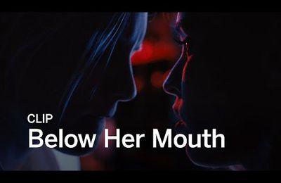 """Un film lesbien """" below Her mouth"""" /// bientôt sur nos écrans !!!"""