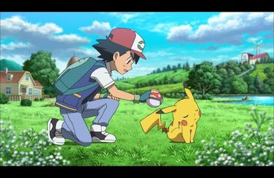 Film d'animation Pokemon, Pokemon The Movie : I choose You.