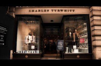 When to Use a Voucher for Charles Tyrwhitt