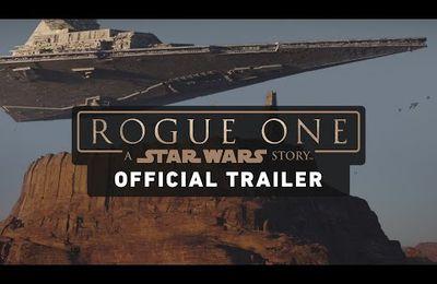 Sur Rogue one, une histoire de Star Wars