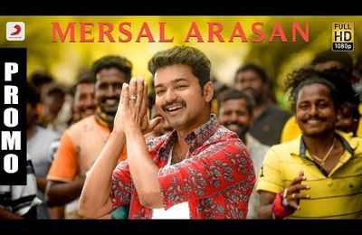 MERSAL ARASAN ONE MINUTE VIDEO SONG