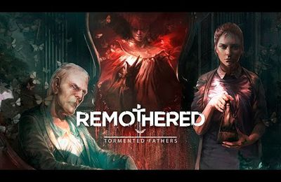(Gameplay) Remothered : Tormented Fathers - Présentation + 1h20mn de gameplay