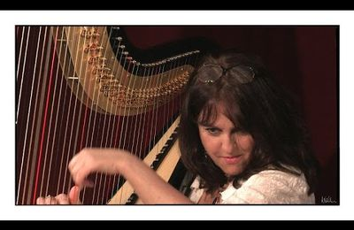Oblivion, Astor Piazzola, harp cover