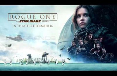 SILVER SCREEN CHRONICLE 1 : STAR WARS - ROGUE ONE (2016)