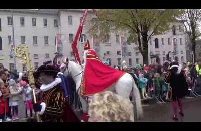 Los pajes reales de Sinterklaas ya no tendrán pelo afro