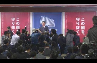 Abe sale reforzado para plantar cara a Pyongyang y apuntalar la economía