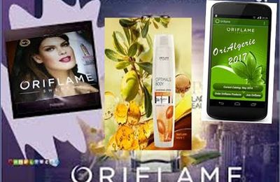CATALOGUE 1 _ ORIFLAME 2017
