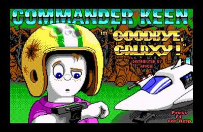 Commander Keen - PC Game 1991