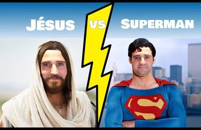 Jésus VS Superman