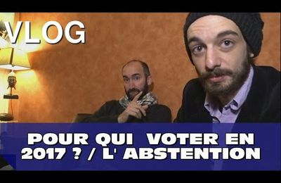 Voter blanc, petit ou grand, abstention ?
