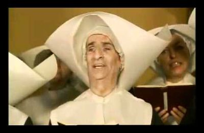 "Salve Regina ""de Louis de Funes"", (partition)"