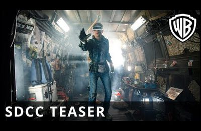 READY PLAYER ONE : BANDE-ANNONCE POUR SPIELBERG