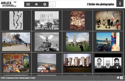 L'atelier des photographes. Outil d'éducation à l'image
