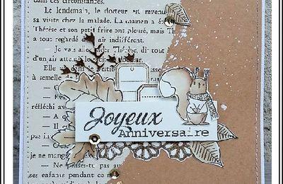 ♥ Cartes anniversaires ♥