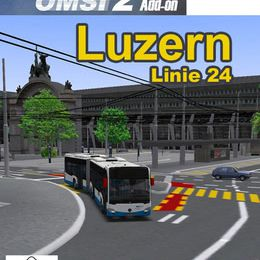OMSI 2 Add-On Aachen Torrent Download [addons]