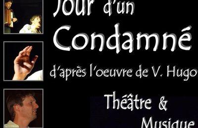DERNIER JOUR D'UN CONDAMNÉ