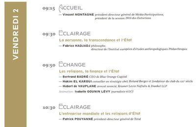 Jérôme Chartier, porte-parole de François Fillon, invite des islamistes de l'UOIF à son club