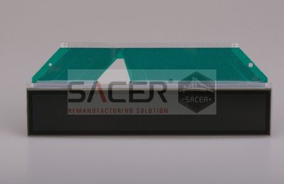 On-board LCD Display Exclusively go for SAAB