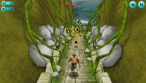 How to play the game Temple Run 2