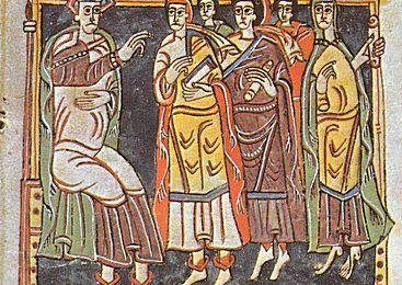 06 mai 589: Sergius (1er évêque de Carcassonne)