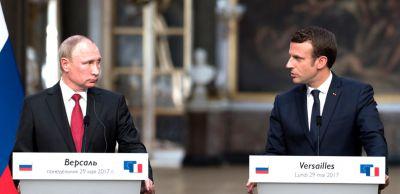 La politique étrangère d'Emmanuel Macron : retour au réalisme ?