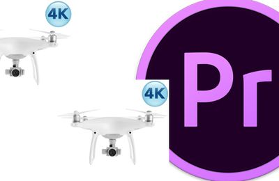 Import DJI Phantom 4 4K MP4/MOV to Premiere Pro CC/CS6/CS5 for Editing