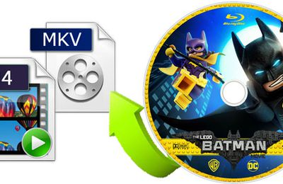 How to Make Blu-ray The Lego Batman Backup without Downloading Torrent