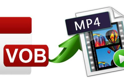 Convert VOB to MP4 on Mac/Windows Easily and Quickly