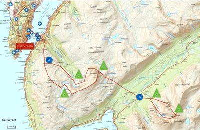 Tromsoe Skyrace, le chantier du mois d'Aout...