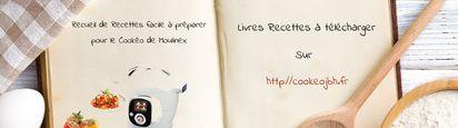 Cookeo Livres Recettes A Telecharger Kinekakrea