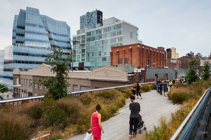 bustitaway:  The New York High Line