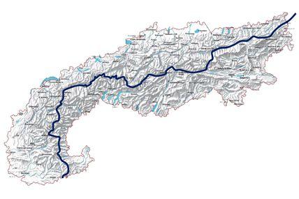 """Alpes 1 - Reportage : Le projet """"Whatsalp"""" pour dresser un état des lieux des Alpes"""