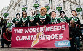 VICTOIRE! Le G7 dit adieu aux énergies fossiles!