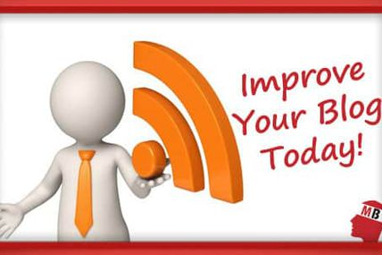 viewed the article How to Improve Your Blog -...
