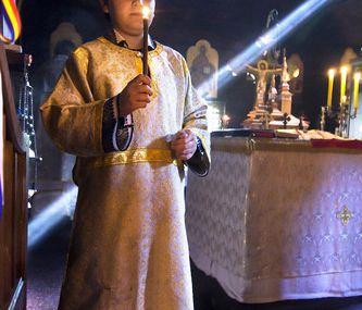 Eseu - Botezul pruncului - de Ion Teo Christian