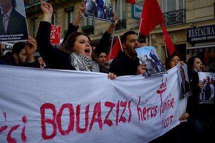 Lettre ouverte à Mohamed Bouazizi...